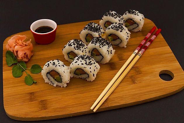 Sushi vanaf 15:00 - Brasserie Flair Gasselte