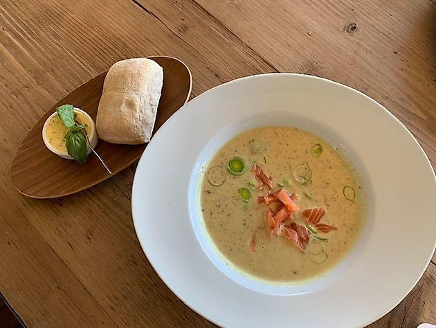 Soep - Brasserie Flair Gasselte